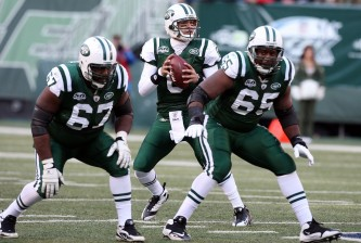 Carolina Panthers v New York Jets