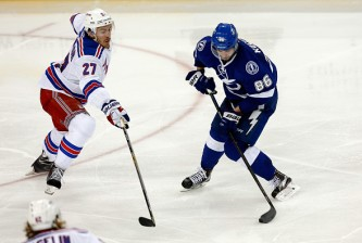 New York Rangers v Tampa Bay Lightning - Game Three