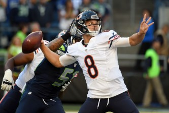 Chicago Bears v Seattle Seahawks