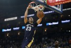 New Orleans Pelicans v Golden State Warriors