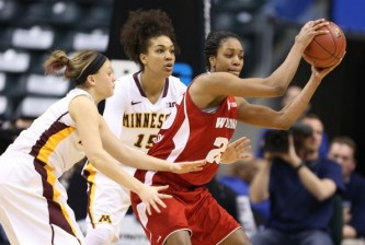 NCAA Womens Basketball: Big Ten-Tournament Wisconsin v Minnesota